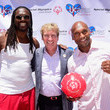 Mark Rhino Smith LA Garden Party Welcomes The 2015 Special Olympics World Games Great Britain Team