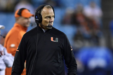 Mark Richt ACC Football Championship - Clemson v Miami