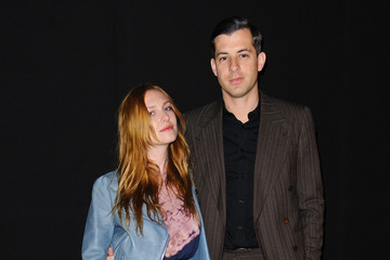 Mark Ronson Hunter Original: Front Row - London Fashion Week AW14