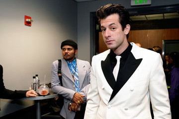 Mark Ronson Absolut Grapefruit Celebrated With The Stars Backstage At The 61st GRAMMY Awards