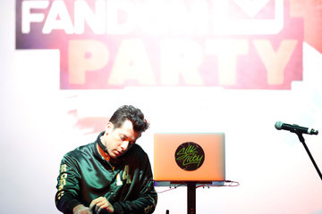 Mark Ronson FANDOM Party Presented by THE GIFTED on FOX at SDCC