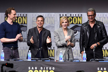 Mark Ruffalo Comic-Con International 2017 - Marvel Studios Presentation
