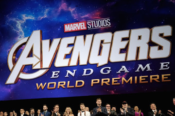 Mark Ruffalo Kevin Feige 2019 Getty Entertainment - Social Ready Content