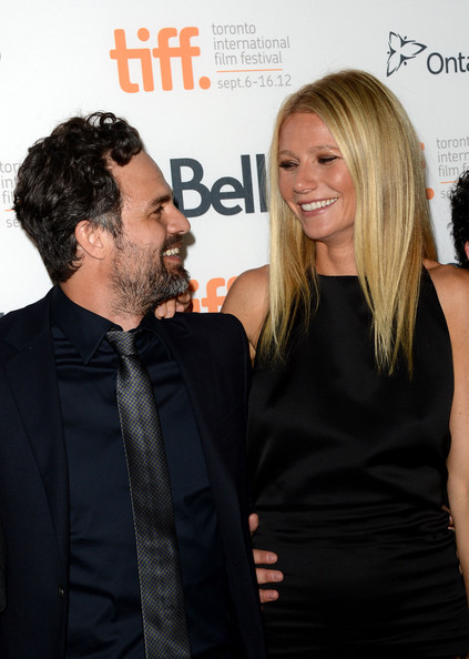 Mark ruffalo dating gwyneth paltrow
