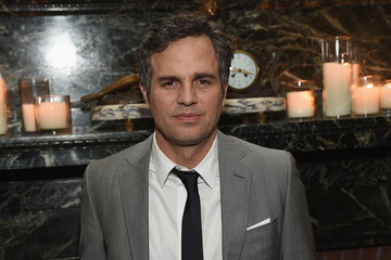 Mark Ruffalo The Cinema Society Hosts s Screening Of Marvel's 'Avengers: Age Of Ultron'- After Party