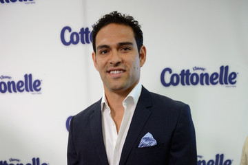 "Mark Sanchez Cottonelle Celebrity ""Clean Room"" At The 140th Kentucky Derby"