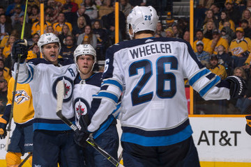 Mark Scheifele Winnipeg Jets v Nashville Predators