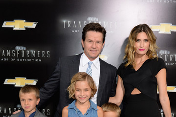 Mark Wahlberg Michael Wahlberg 'Transformers: Age of Extinction' Premieres in NYC