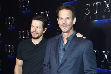 Mark Wahlberg Peter Berg CinemaCon 2017 - The State of the Industry: Past, Present and Future and STXfilms Presentation