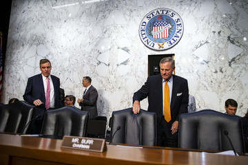 Mark Warner Senate Intelligence Committee Holds Nomination Hearing For Joseph Maguire To Be National Counterterrorism Center Director