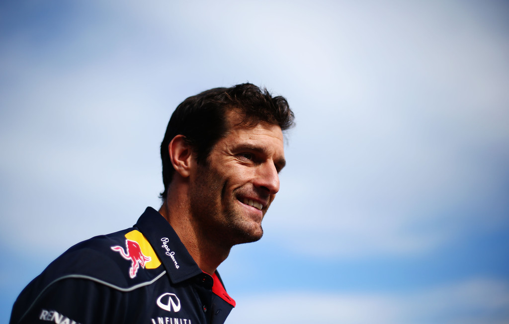 Mark Webber - F1 Grand Prix of Great Britain - Qualifying