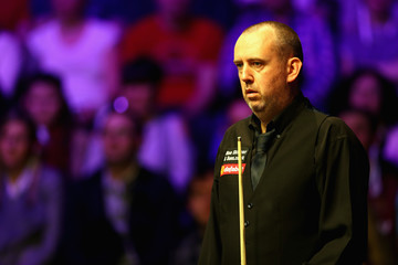 Mark Williams The Dafabet Masters - Day One