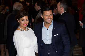 "Mark Wright Jessica Wright ""I Can't Sing!' Press Night in London — Part 2"