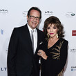 Joan Collins and Percy Gibson Photos