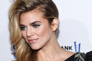 AnnaLynne McCord arrives at a cocktail reception benefiting The Elizabeth Taylor AIDS Foundation at the Mark Zunino Atelier on November 07, 2019 in Beverly Hills, California.