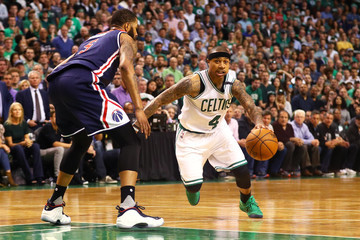 Markieff Morris Washington Wizards v Boston Celtics - Game Two