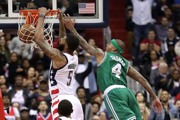 Markieff Morris Boston Celtics v Washington Wizards - Game Six