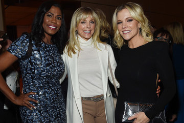 Marla Maples Omarosa Manigault The Hollywood Reporter's Most Powerful People In Media 2018 - Inside
