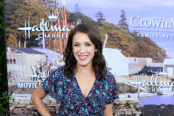 Marla Sokoloff Hallmark Channel and Hallmark Movies and Mysteries Summer 2016 TCA Press Tour Event - Arrivals