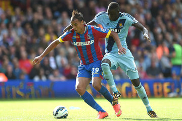 Marouane Chamakh Crystal Palace v West Ham United