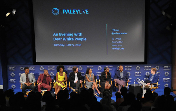 The Paley Center For Media Presents: An Evening With 'Dear White People' - Inside