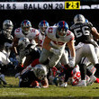 Marquette King New York Giants vOakland Raiders