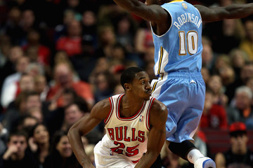 Marquis Teague Denver Nuggets v Chicago Bulls