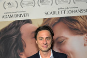 Zach Braff attends the 'Marriage Story' Los Angeles Premiere at the Directors Guild on November 05, 2019 in Los Angeles, California.