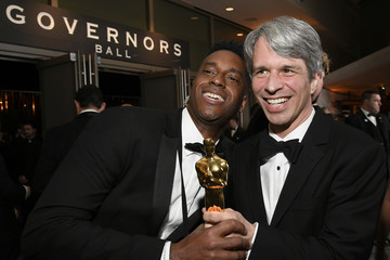 Marshall Curry Theo Dumont 92nd Annual Academy Awards - Governors Ball