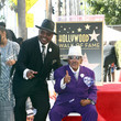 Marshall Thompson Hollywood Chamber Of Commerce To Honor The Chi-Lites With Star On Hollywood Walk Of Fame