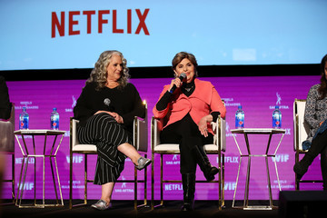 Marta Kauffman Netflix - Rebels And Rules Breakers For Your Consideration Event - Panels