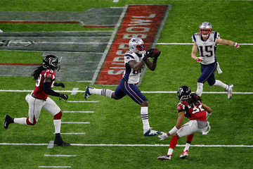 Martellus Bennett Super Bowl LI - New England Patriots v Atlanta Falcons