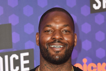 Martellus Bennett Nickelodeon Kids' Choice Sports 2018 - Arrivals
