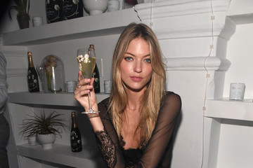 Martha Hunt L'Eden By Perrier-Jouet Closing Night
