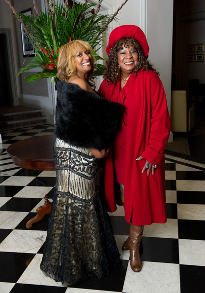 Martha Reeves Martha Reeves and Brenda Holloway arrive at the afterparty of 'Michael Jackson: The Life Of An Icon' at the Connaught Rooms on November 2, 2011 in London, England.