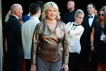 Martha Stewart Comedy Central Roast Of Bruce Willis - Red Carpet