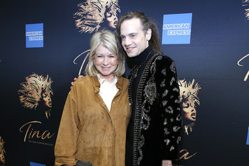 Martha Stewart 'Tina - The Tina Turner Musical' Opening Night
