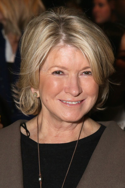 Martha Stewart Visits FOX Business Network With Maria Bartiromo ...
