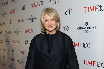 Martha Stewart TIME 100 Gala, TIME's 100 Most Influential People In The World - Lobby Arrivals