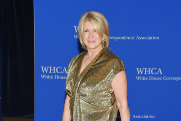 Martha Stewart 101st Annual White House Correspondents' Association Dinner - Inside Arrivals