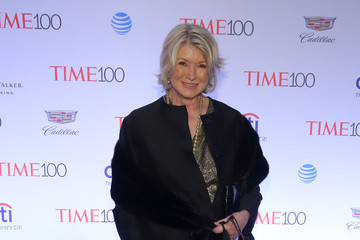 Martha Stewart 2016 Time 100 Gala, Time's Most Influential People in the World - Cocktails