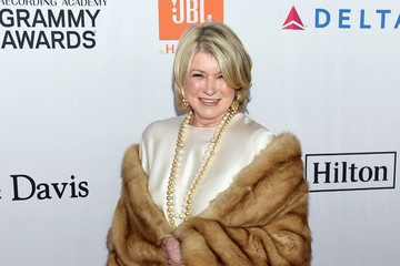 Martha Stewart Grammy Salute To Industry Icons Honoring Jay-Z - Arrivals