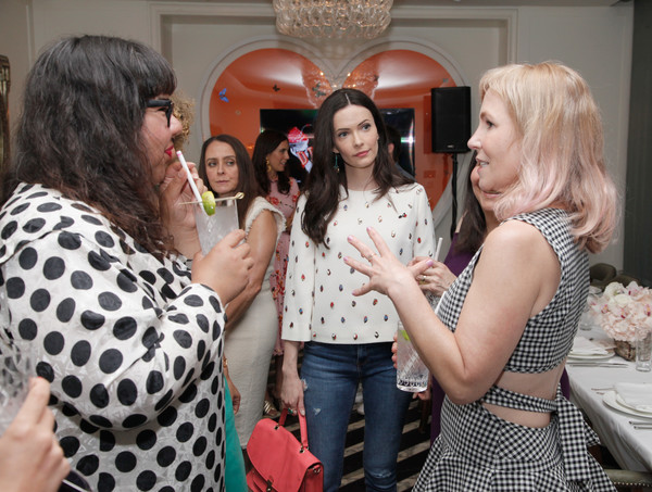 AMC Hosts An Intimate Luncheon With Joy Nash, Marti Noxo, And Aisha Tyler In Celebration Of Their New Original Series, 'Dietland'