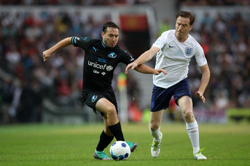 Martin Compston Soccer Aid For UNICEF 2018