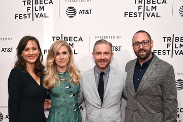 Martin Freeman 'Cargo' Red Carpet Premiere - 2018 Tribeca Film Festival