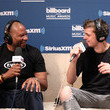 Martin Garrix SiriusXM's 'The Morning Mash Up' Broadcasts Backstage Leading Up To The Billboard Music Awards