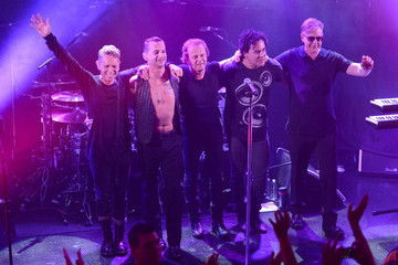 Martin Gore Depeche Mode Performs at the Troubadour
