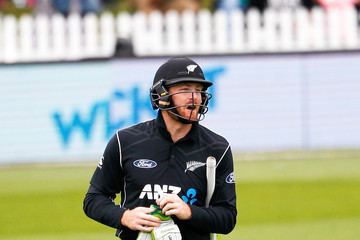 Martin Guptill New Zealand v Bangladesh - 2nd ODI