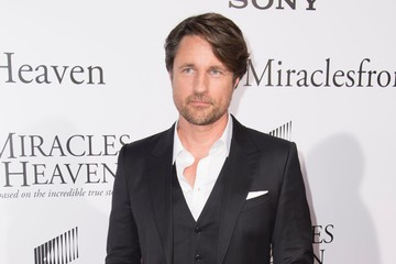 Martin Henderson Premiere of Columbia Pictures' 'Miracles From Heaven' - Red Carpet