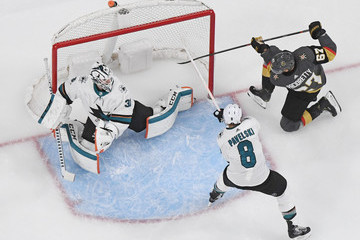 Martin Jones San Jose Sharks v Vegas Golden Knights - Game Six